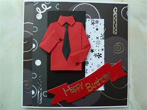 Handmade Birthday Cards for Men : Let's Celebrate!