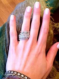 Emily Maynard Went For Nontraditional Engagement Rings