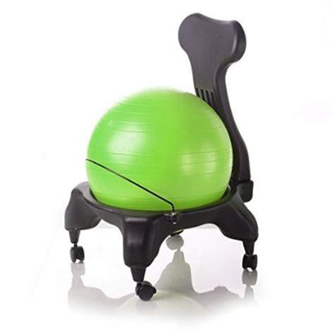 chaise ballon sedia senza schienale la sedia ergonomica da scrivania in