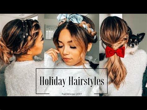 Holiday Hairstyles for Medium Length Hair Fall/Winter