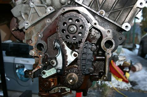 solved sohc  timing chain parts sources ford