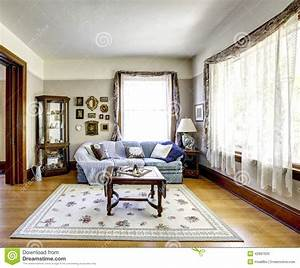 Maison Americaine Interieur : int rieur de salon dans la vieille maison am ricaine photo ~ Zukunftsfamilie.com Idées de Décoration