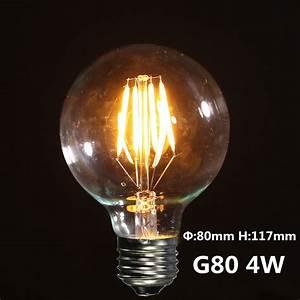 Lampe Ampoule Filament : ampoule e27 vintage r tro edison lampe led cob filament bulb spot energy saving ebay ~ Teatrodelosmanantiales.com Idées de Décoration