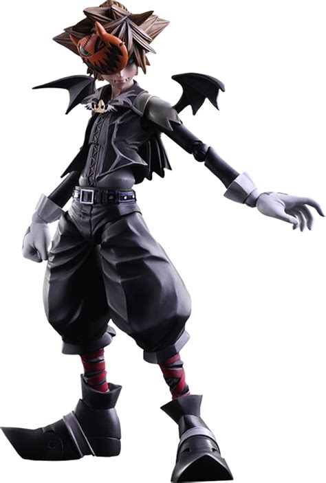 Halloween Town Characters Pictures by Disney Sora Halloween Town Version Collectible Figure By