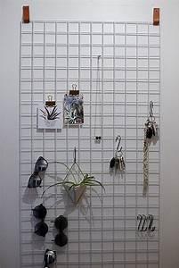 Grille Murale Deco : ma petite grille vide poche planb par morganours ~ Teatrodelosmanantiales.com Idées de Décoration