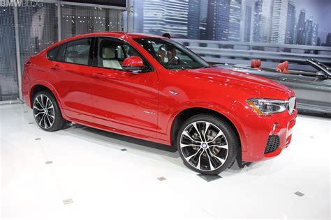 Bmw Neuheiten Ny Auto Show 2015 by Bmw X4 From 2014 New York Auto Show