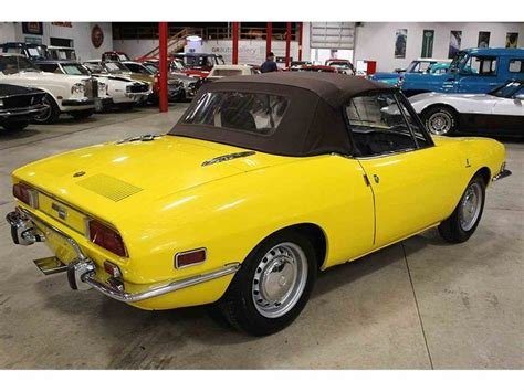 72 Fiat Spider by 1972 Fiat 850 Spider For Sale Classiccars Cc 909832