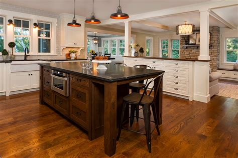lakeside farmhouse traditional kitchen minneapolis