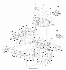 Husqvarna Dump From Seat  Dfs  Collection System