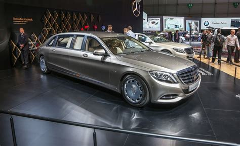 2018 Mercedes Maybach S550 4matic Price