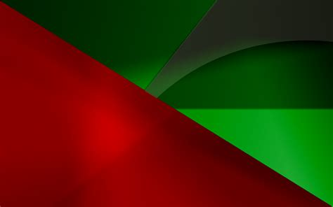 green  red wallpaper