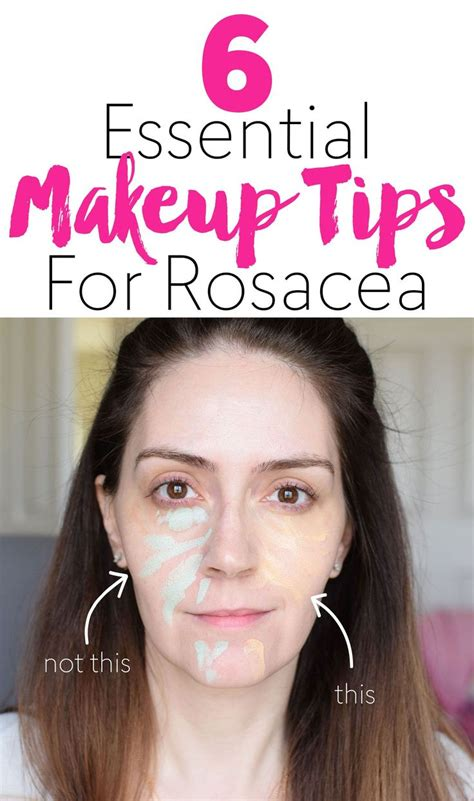 best for rosacea 17 best ideas about rosacea makeup on makeup