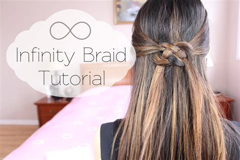 infinity braid all things hair