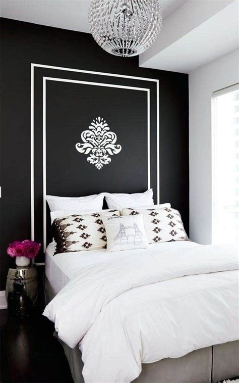 Bedroom Design Ideas Black And White by Black And White Bedroom Interior Design Ideas