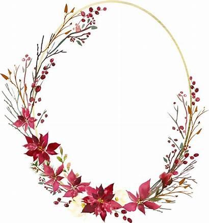 Watercolor Wreath Clipart Texture Transparent Rustic фотки