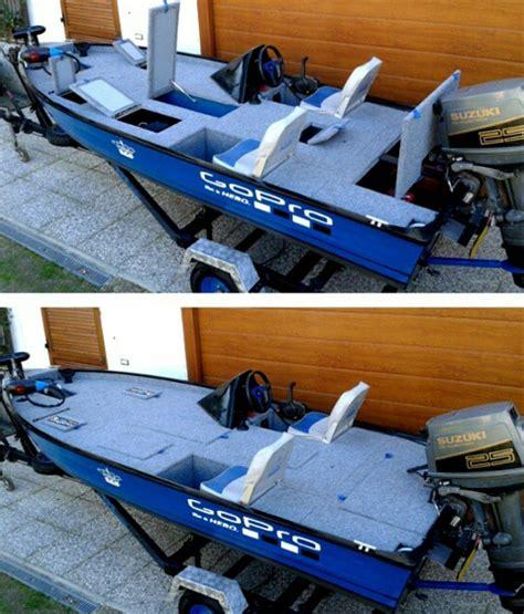 Jon Boat Garage Storage Ideas by Pin By Trenton Felkins On Fishing Bass Boat Small