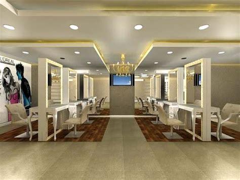 beauty salon interior design neha unisex salon