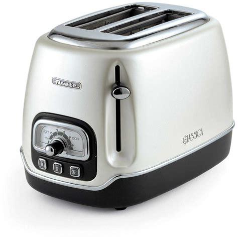 ariete tostapane ariete 158 classica tostapane 2 fette potenza 810 watt