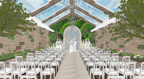 Award-winning Chapel Of The Flowers Set To Re-open Glass