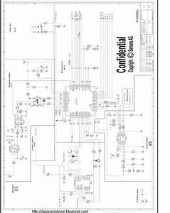 Siemens C55 Schematic Diagram