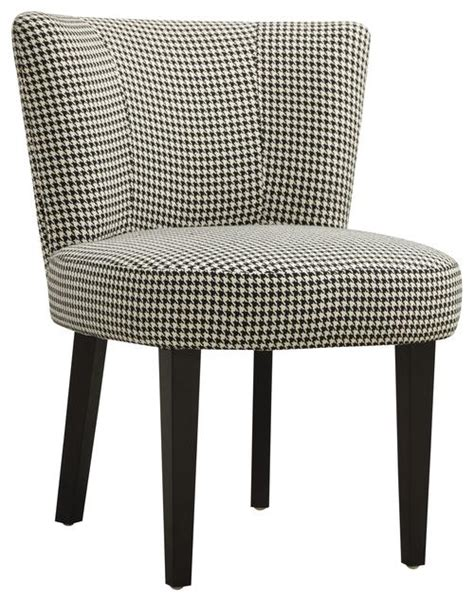 Coaster Accent Seating Accent Chair With Houndstooth