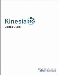 Kinesia 360 User Guide  U0026 Sample Report