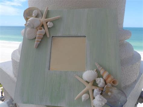 Decorating Homes With Beach Shell Mirrors