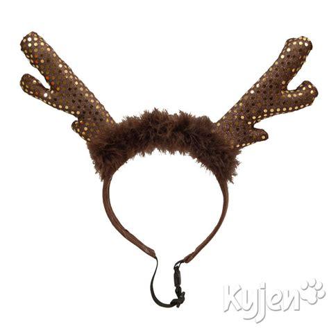 kyjen led light up reindeer antlers by animal kingdom ltd