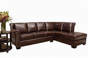 Sectional sofa leather sectional sofa for Sectional leather couch edmonton