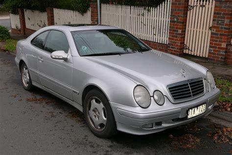 Mercedes Clk 320 file 2000 mercedes clk 320 c 208 elegance coupe