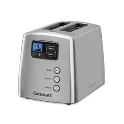 Cuisinart Toaster by Cuisinart Cpt 420 Touch To Toast Leverless 2 Slice Toaster