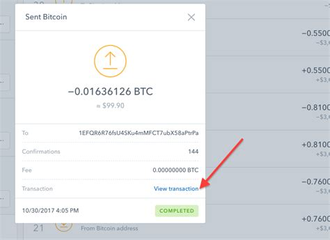 How to find a bitcoin transaction id in your coinbase account. How do I view my Coinbase transaction ID? - Exodus Support