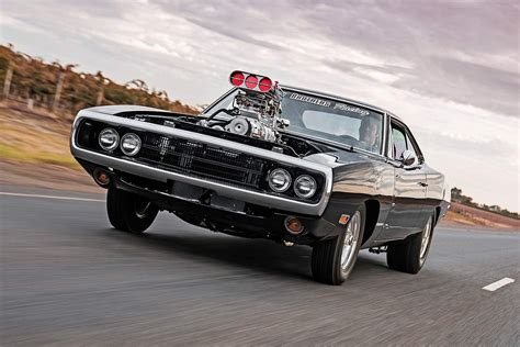 Blown Big-block 'fast & Furious' Dodge Charger Tribute