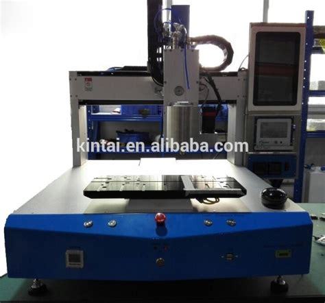 Hot Melt Glue Machine Dispenser For Pcb Coating