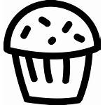 Dessert Svg Cupcake Drawn Icon Onlinewebfonts Designlooter