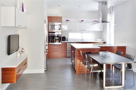 style de cuisine moderne photos moderne un syle urbain et audacieux