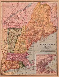 New England Map Printable.Best Map Of New England Ideas And Images On Bing Find What You