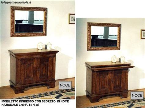 Mobili Classici Per Ingresso - mobili classici per ingresso