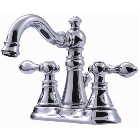 Ultra Faucets Signature Collection 4 In Centerset 2