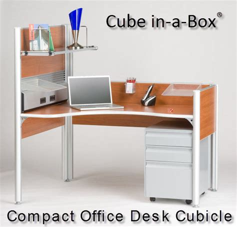 Office In A Box by Cube In A Box 174 Announces 5 New Compact Office Desk Systems