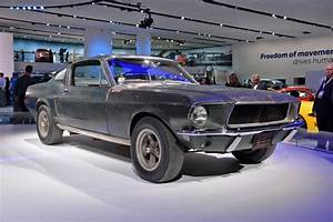 Ford Mustang Bullitt 1968 : ford introduces 2019 bullitt mustang alongside long hidden hemmings daily ~ Melissatoandfro.com Idées de Décoration