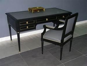 Changement De Look Pour Bureau Plat Louis XVI Atelier