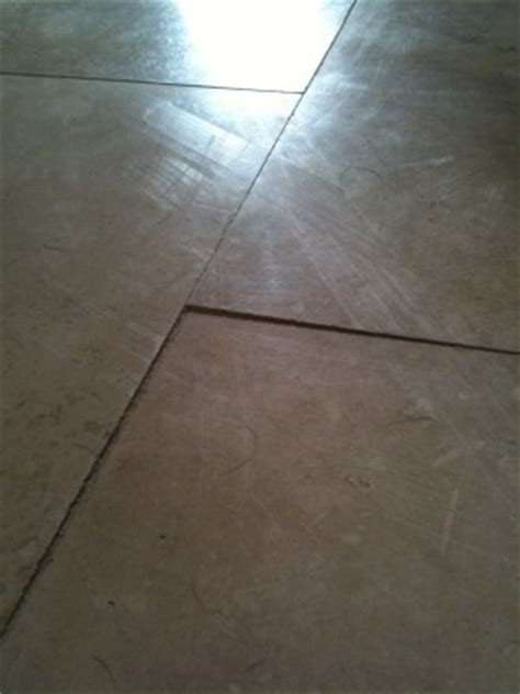 Tile Lippage Standards Uk by Lippage Removal Southwest Uk Limestone