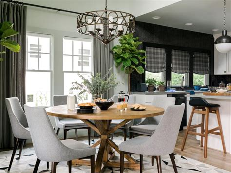 Dining Room Pictures From Hgtv Urban Oasis 2016