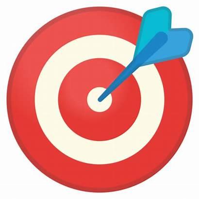 Emoji Hit Direct Bullseye Diana Clipart Darts