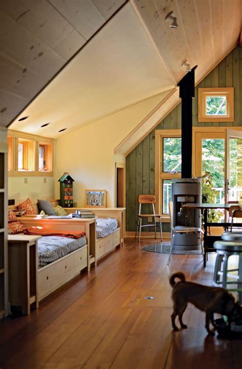 The Garbin A Garage And A Cabin