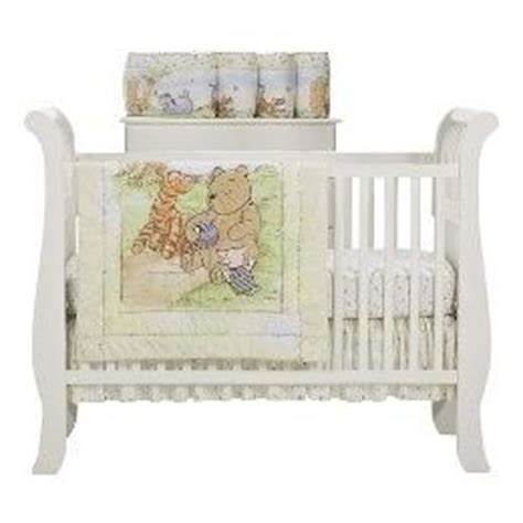classic pooh crib bedding home sweet home pinterest
