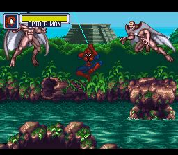 play snes marvel super heroes war   gems japan