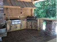 magnificent rustic outdoor kitchen ideas Rustic Outdoor Kitchen 30259 | litro.info