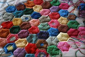 1000  Images About Knitting Hexagon On Pinterest